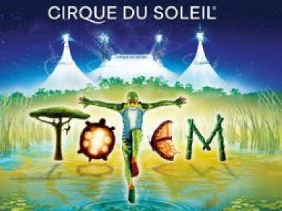 Voorstelling Totem van Cirque du Soleil
